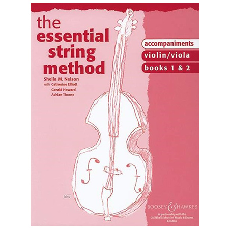 Nelson, S. M.: The Essential String Method Vol. 1 & 2 – Piano