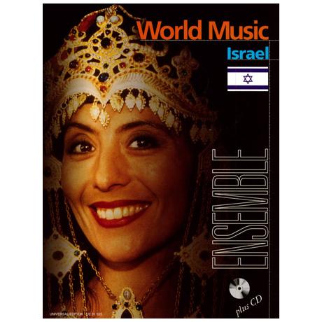World Music Israel (+CD)
