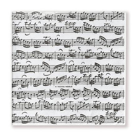 Serviettes Concerto