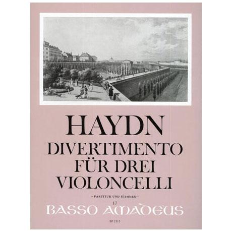 Haydn, F.J.: Divertimento