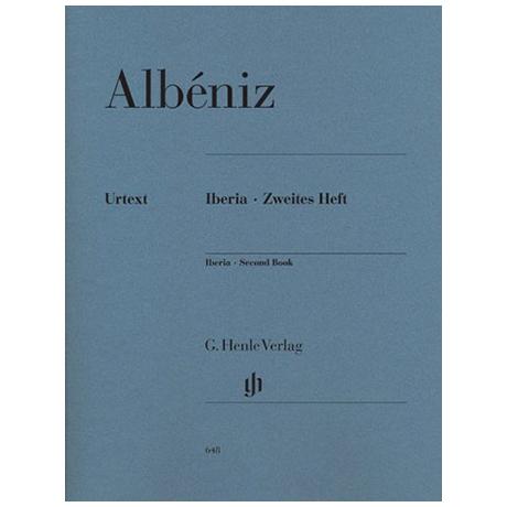 Albéniz, I.: Iberia – Zweites Heft
