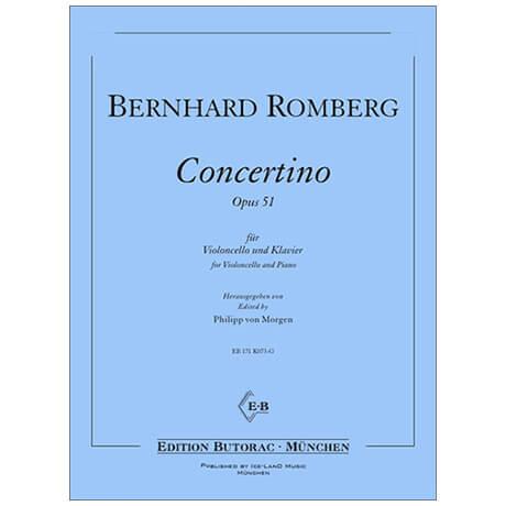 Romberg, B. H.: Concertino Op. 51 d-Moll