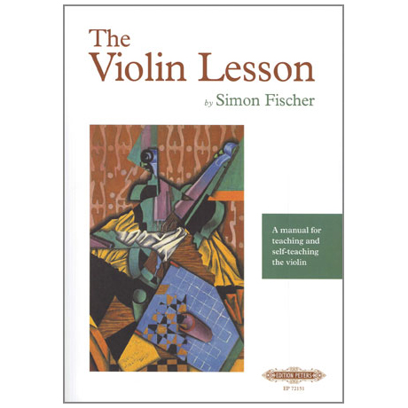 Fischer, S.: The Violin Lesson