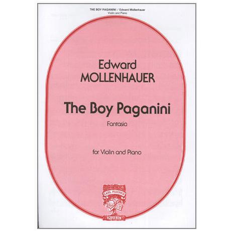 Mollenhauer, E.: The Boy Paganini