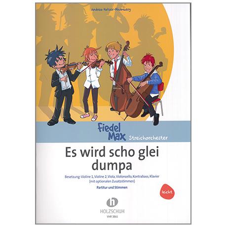 Holzer-Rhomberg, A.: Es wird scho gleich dumpa