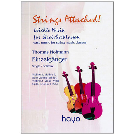 Strings Attached: Hofmann, T.: Einzelgänger