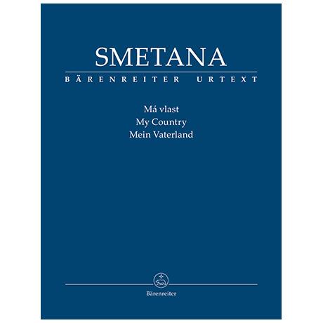 Smetana, B.: Má vlast (Mein Vaterland)