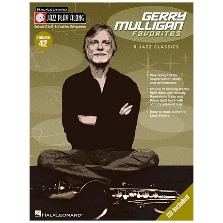 Gerry Mulligan (+CD)