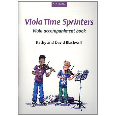 Blackwell, K. & D.: Viola Time Sprinters