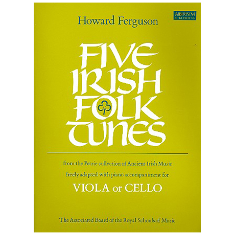 Ferguson, H.: 5 Irish Folk Tunes