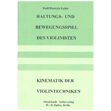 Eulitz, W.-D.: Haltungs- und Bewegungsspiel des Violinisten