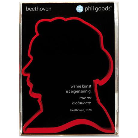 Ausstecherle-Form Beethoven