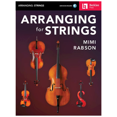 Rabson, M.: Arranging for Strings (+Online Audio)