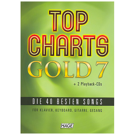 Top Charts Gold 7 (+2CDs)