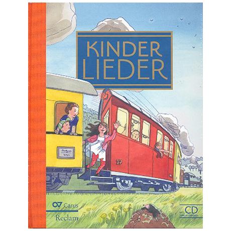 Kinderlieder (+CD)