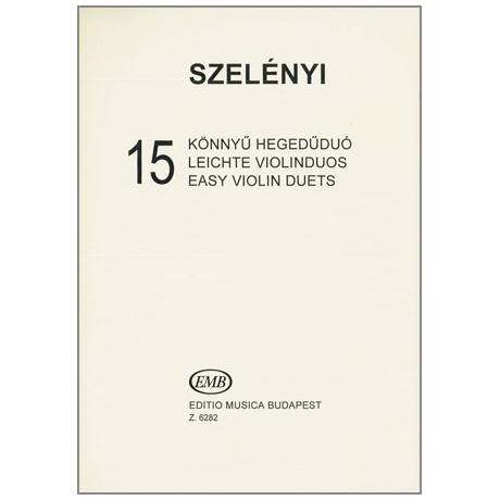 Szelenyi, I.: 15 leichte Duos