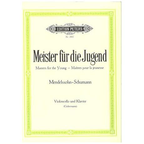 Meister für die Jugend Band 3, Mendelssohn Bartholdy & Schumann