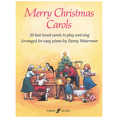 Waterman, F.: Merry Christmas Carols