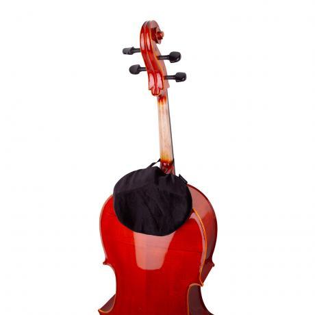 SENCASE Cello Cushion schwarz
