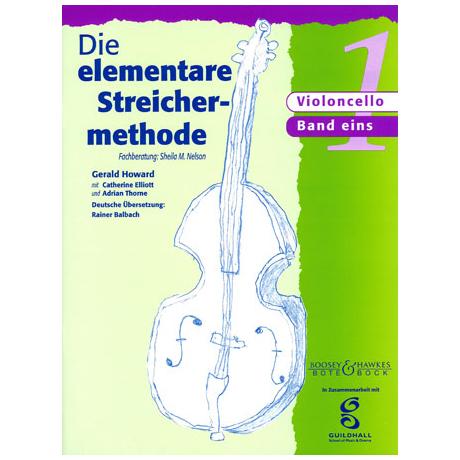 Die elementare Streichermethode - Band 1
