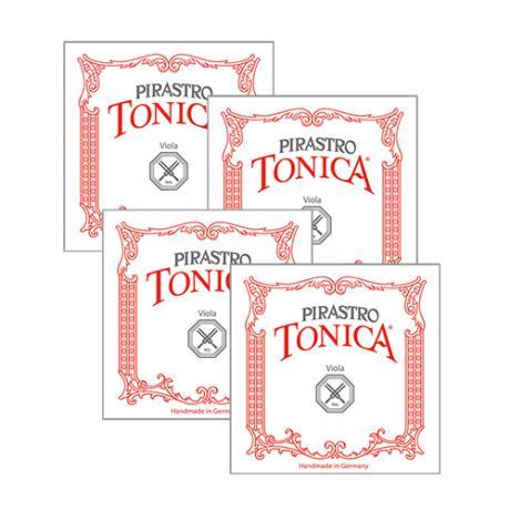 PIRASTRO Tonica »New Formula« Violasaiten SATZ