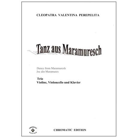 Perepelita, C.V.: Tanz aus Maramuresch