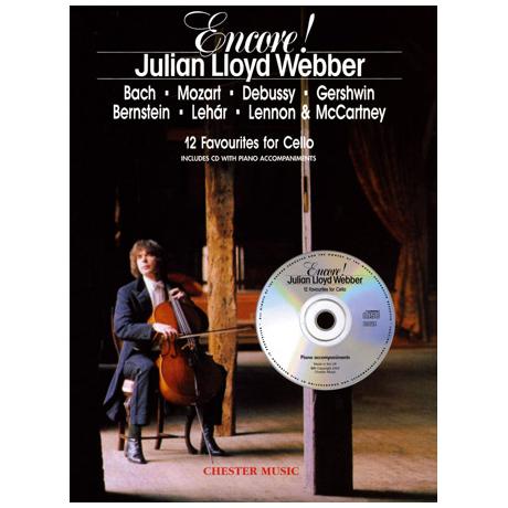 Encore! Julian Lloyd Webber (+CD)