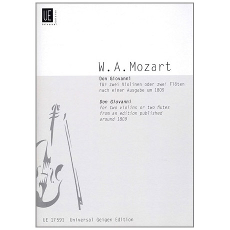 Mozart, W. A.: Don Giovanni