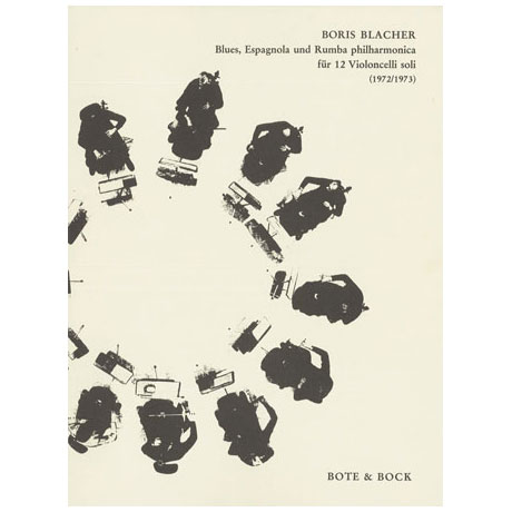 Blacher, B.: Blues, Espagnola & Rumba philharmonica