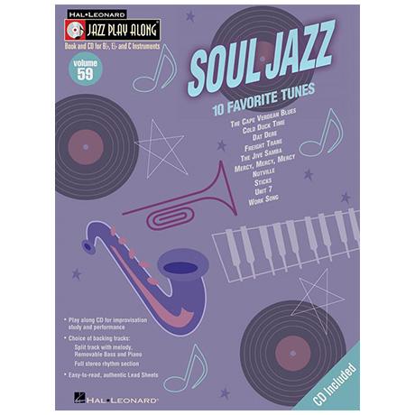 Soul Jazz (+CD)