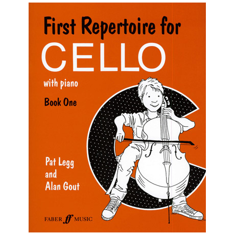 First Repertoire for Cello Band 1