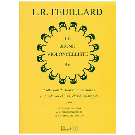 Feuillard: Le jeune violoncelliste Band 4b