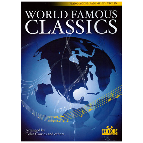 World Famous Classics – Klavierbegleitung