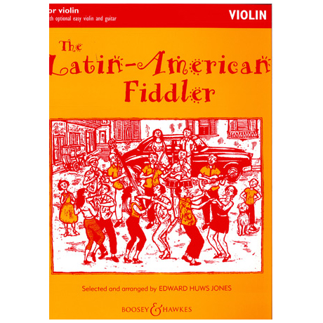 The Latin-American Fiddler Violin