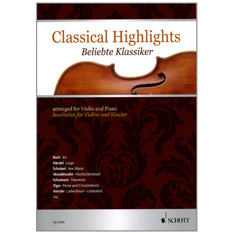 Mitchell, K.: Classical Highlights