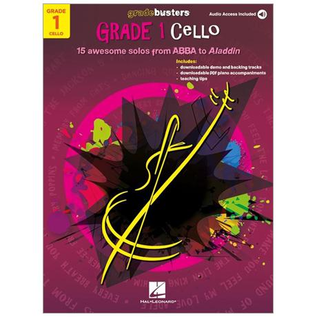 Gradebusters Grade 1 Cello (+Online Audio)