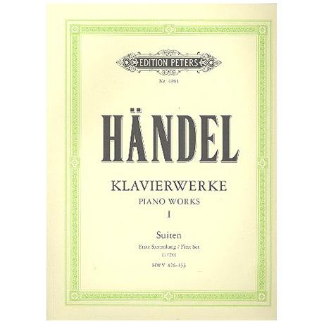 Händel, G. F.: Suiten, erste Sammlung 1720