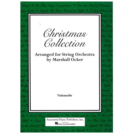 Christmas Collection (Cello)