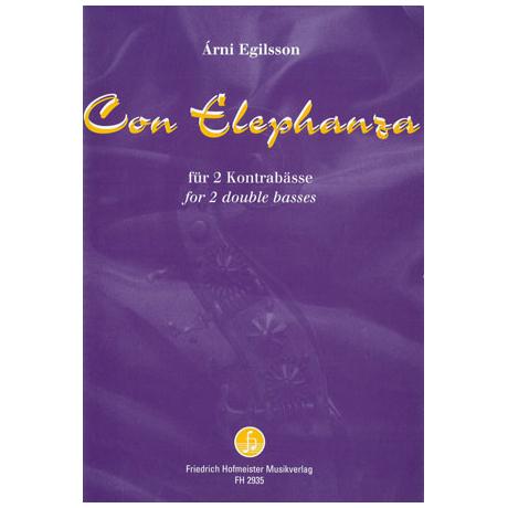 Egilsson, A.: Con Elephanza