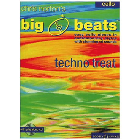 Norton, Chr.: Big Beats – Techno Treat (+CD)