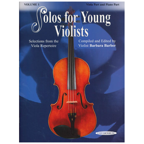 Solos for young Violists Vol.1