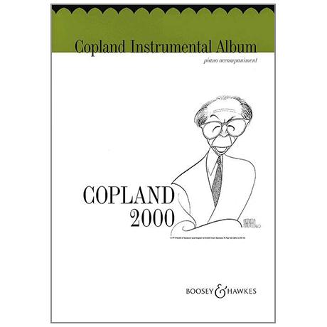 Copland, A.: Copland Instrumental Album – Copland 2000