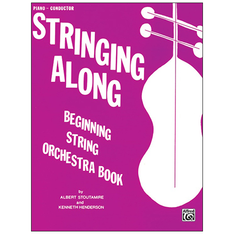 Stringing Along – Partitur/Klavier