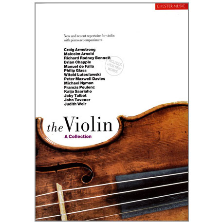 The Violin – A Collection