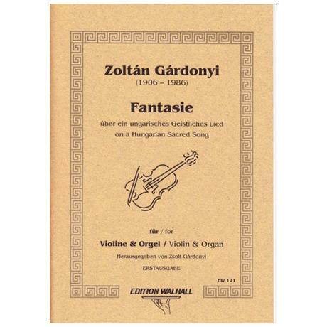 Gárdonyi, Z.: Fantasie