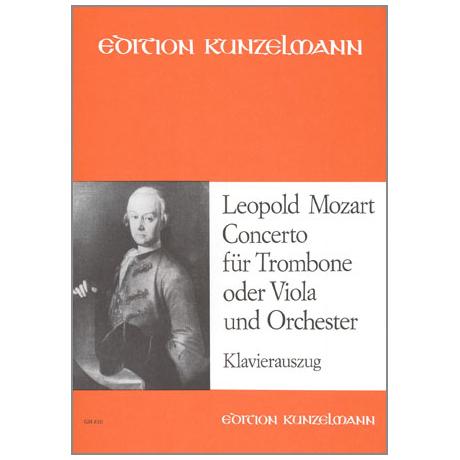 Mozart, L.: Violakonzert