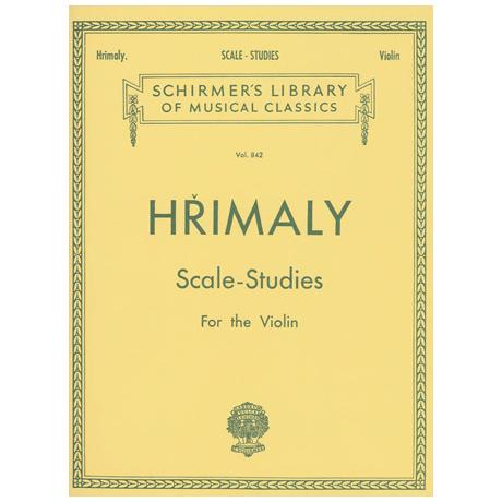 Hrimaly, J.: Scale Studies
