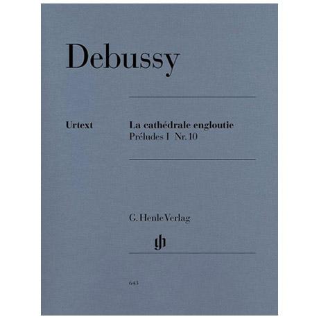 Debussy, C.: La cathédrale engloutie