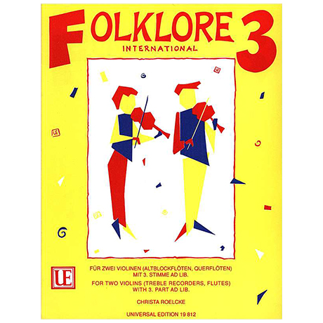 Folklore international Band 3
