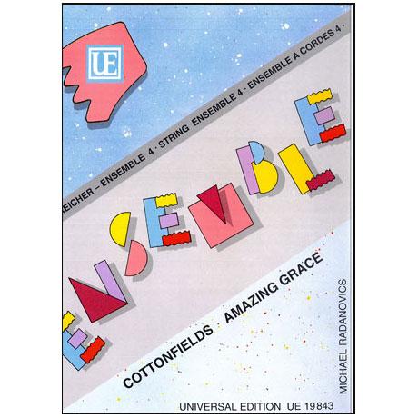 Ensemble Streicher Band 4 - Cottonfields - Amazing Grace